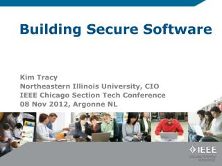 Building Secure Software