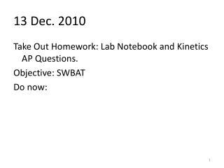 13 Dec. 2010
