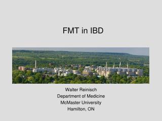 FMT in IBD