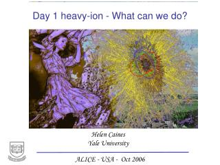 Day 1 heavy-ion - What can we do?