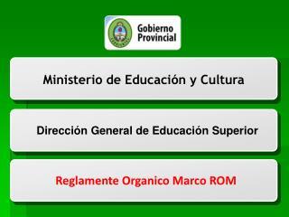 Subsecretaría de Gestión Administrativa,Educación y Programación