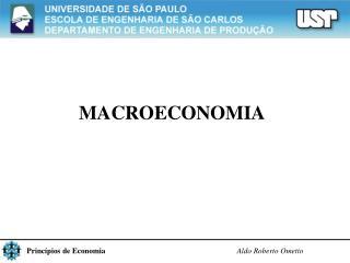Princípios de Economia  Aldo Roberto Ometto