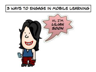3 ways to engage in mobile learning