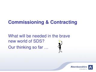 Commissioning & Contracting