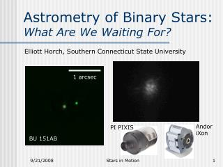 Astrometry of Binary Stars: What Are We Waiting For?