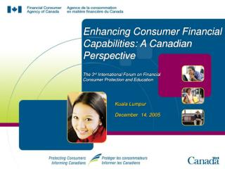 Enhancing Consumer Financial Capabilities: A Canadian Perspective