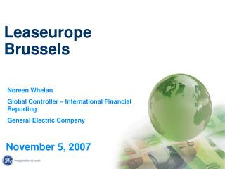 Leaseurope Brussels