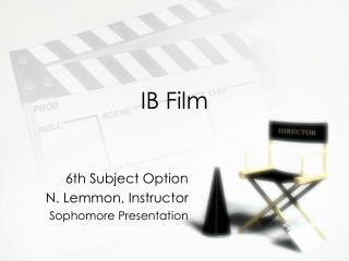 IB Film