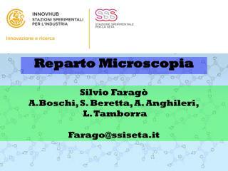 Reparto Microscopia