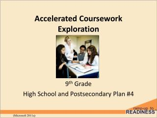 Accelerated Coursework Exploration