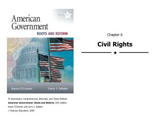 Chapter 6 Civil Rights