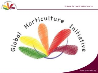 Opportunities for Horticulture