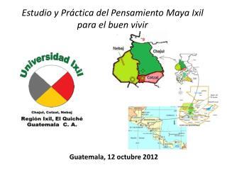 Guatemala, 12 octubre 2012