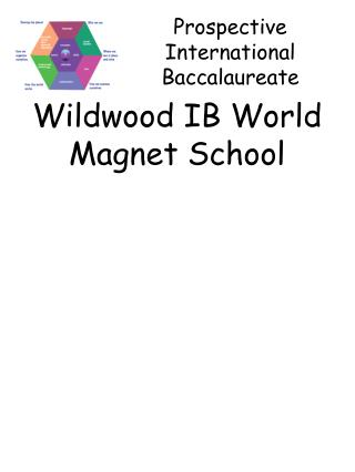 Prospective International Baccalaureate