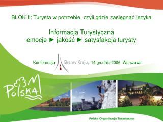 Konferencja                             ,  14 grudnia 2006, Warszawa