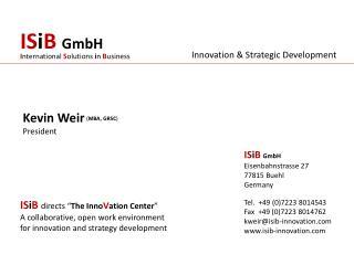 IS i B GmbH