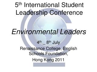 Environmental Leaders