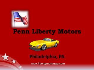 Penn Liberty Motors