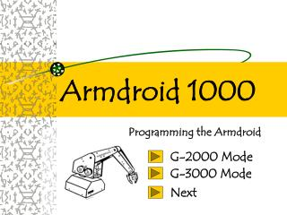Armdroid 1000