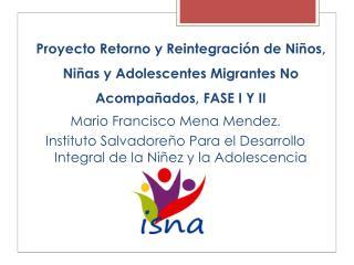 NNA retornados  2007-sept 2011