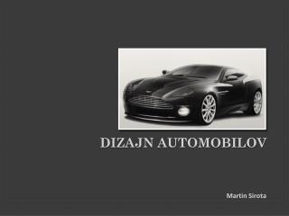 Dizajn Automobilov