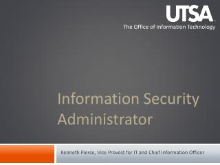 Information Security Administrator