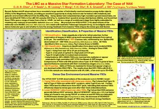 The LMC as a Massive Star Formation Laboratory: The Case of N44