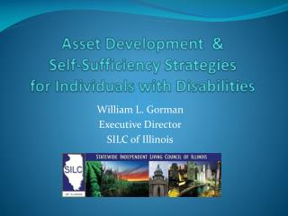 Asset Development  & Self-Sufficiency Strategies for Individuals with Disabilities