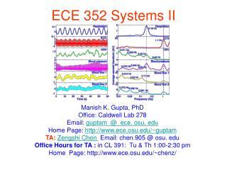 ECE 352 Systems II