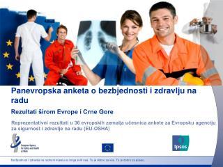 Panevropska anketa o bezbjednosti i zdravlju na radu