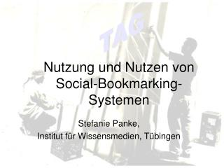 Nutzung und Nutzen von Social-Bookmarking-Systemen