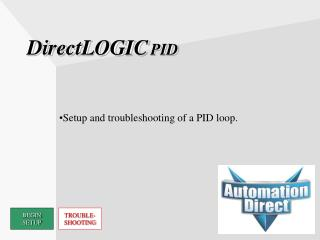 DirectLOGIC PID
