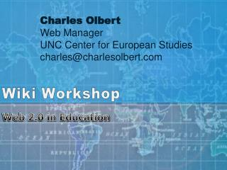 Wiki  Workshop