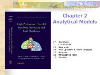 Chapter 2 Analytical Models