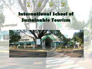 International School of Sustainable Tourism