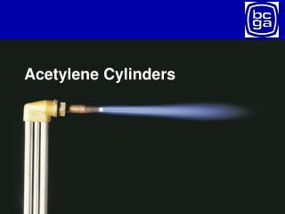 Acetylene Cylinders