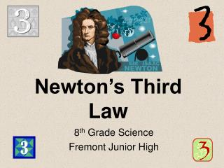 Newton�s Third Law
