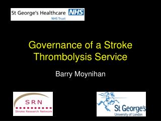Governance of a Stroke Thrombolysis Service