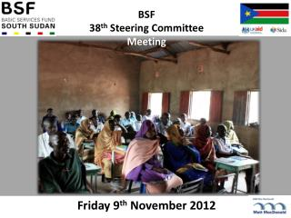 Friday 9 th  November 2012