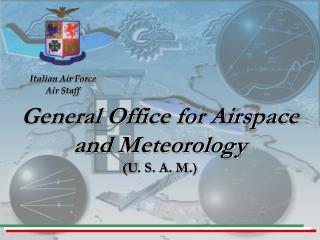 Italian Air Force Air Staff