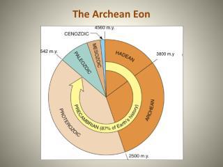 The  Archean  Eon