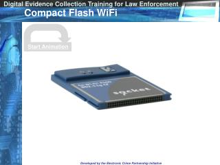 Compact Flash WiFi