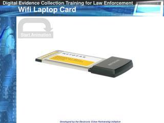 Wifi Laptop Card