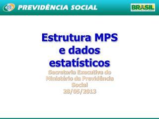 Estrutura  MPS e dados  estat�sticos