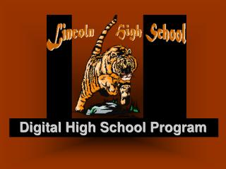 Digital High School Program