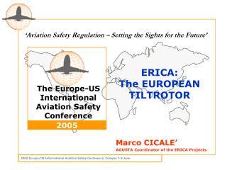 ERICA : The EUROPEAN TILTROTOR