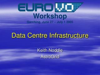 Data Centre Infrastructure