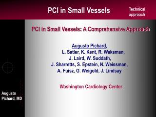 Washington Cardiology Center