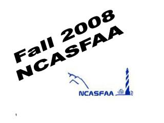 Fall 2008 NCASFAA