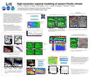 High-resolution regional modeling of eastern Pacific climate